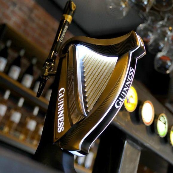 La Guinness …